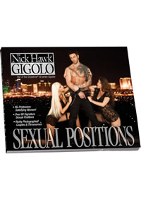 Nick Hawk Gigolo Sex Positions Book